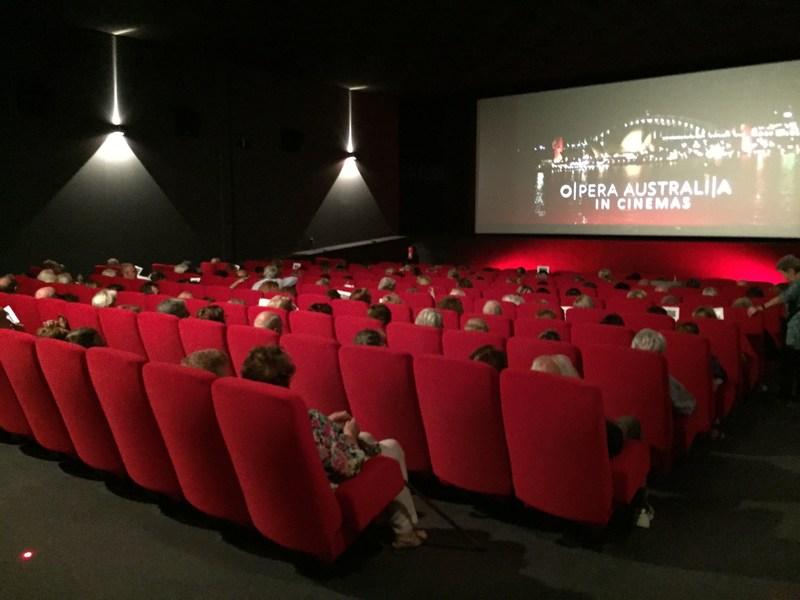 Les opéras au Cinéma Marseille - Le Chambord