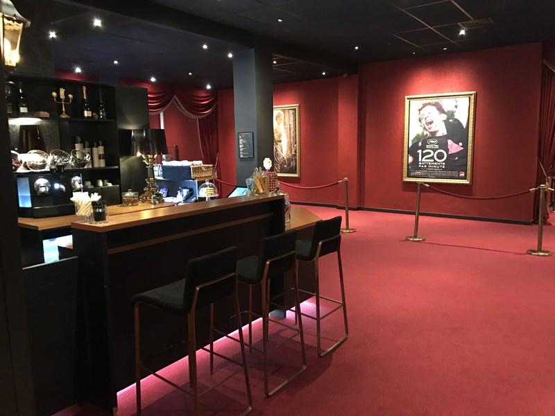 Location de salle, chèques CE Cinéma Marseille - Le Chambord